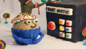 Example of stop motion by Hayley Warnock Video Production